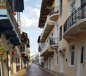 תמונת רחוב בקסקו אנטיגו פנמה